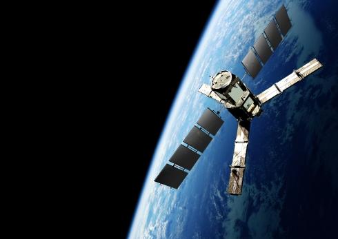 SMOS-Ian Davenport Satelite Image